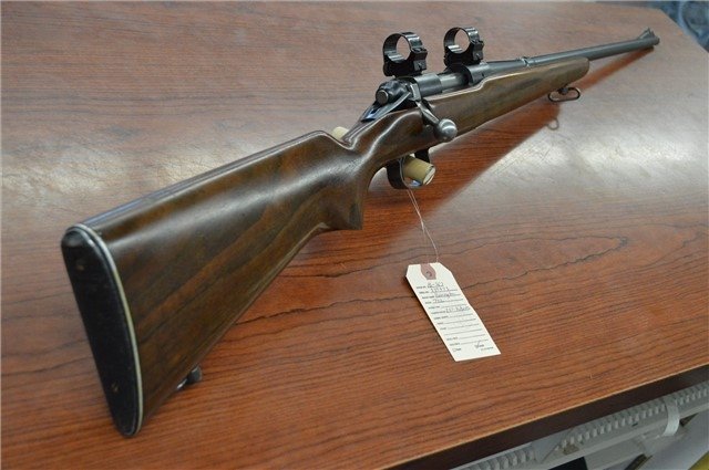 Remington Model 722 - $925