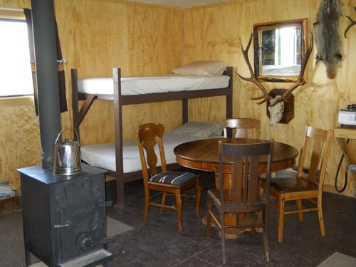 Hunting Cabins Zortman Cabins Zortman Motel Cabins In
