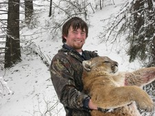 Western MT mountain lion hunting.