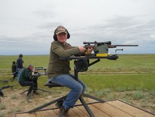 Prairie dog shooting is a great way for a young person to learn to handle and shoot a gun, while under close supervision.