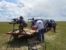 Enjoy a relaxing day of prairie dog shooting with a hunting guide from Redbone Outfitting.