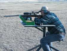 Prairie dog shooting long range